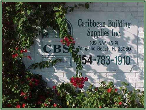 Caribbean Building Supplies, Inc